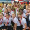 Ataşehir'ın şampiyonları kupayı aldı