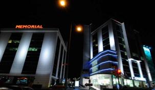 Memorial Hastanesi kaçak çıktı!