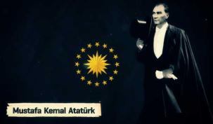 Cumhurbaşkanı Erdoğan'a Atatürk tepkisi