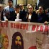 Gülsuyu'nda ırkçılık protesto edildi