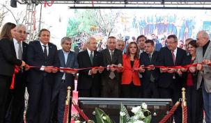 Ataşehir'de 14 projenin açılışı yapıldı