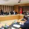Başkanlar Beykoz'da buluştu