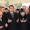 Ümraniye'de halep için dua edildi