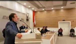 Ataşehir'de gündem engelliler oldu