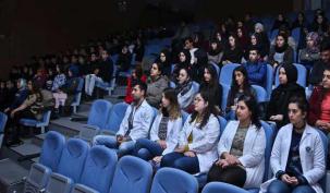 """Belediyeden öğrencilere """"BESYO"""" semineri"""