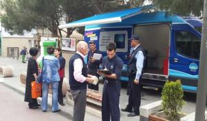Ataşehir Belediyesi zabıtası ne yapıyor?
