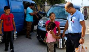Maltepe Belediyesi'nden yardım atağı
