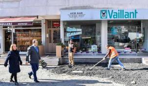 Maltepe'nin caddeleri güzelleşiyor