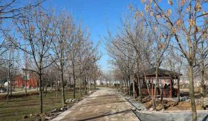 Ataşehir'de yaz hazırlığı tam gaz