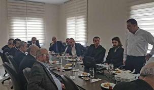 Ataşehir'de 16 Nisan brifingi