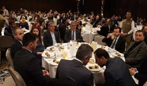 """Ataşehir'de """"Evet"""" beraberliği"""