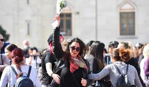Maltepeli kadınların 8 Mart coşkusu