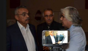 Mehmet Bağcı yeniden seçildi