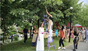 Ataşehir'de Ihlamur Festivali başladı
