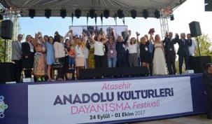 Ataşehir'de dayanışma startı