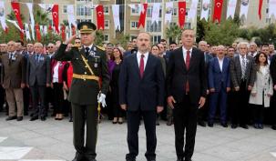Cumhuriyet Ataşehir'de de kutlanıyor