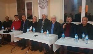 Mehmet Bağcı Kaplan için mevlid okuttu