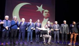 Sarıkamış Şehitleri Ataşehir'de anıldı