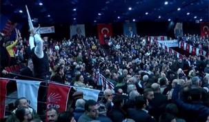 CHP İl Kongresi'nde kavga çıktı