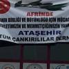 Çankırılar'dan Mehmetçiğe destek