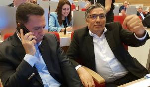 Abdullah Der AK Parti'ye geçti