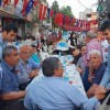 Barbaros Mahallesi'nde iftar coşkusu