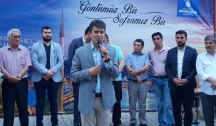 Sancaktepe'de büyük buluşma haberi