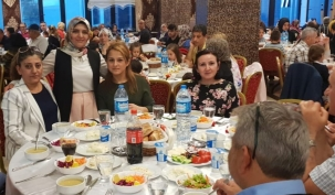 AK Parti'den Engellilere iftar