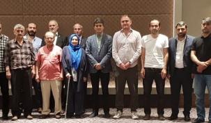 Özcan 15 Temmuz Mağdurlarını Unutmadı