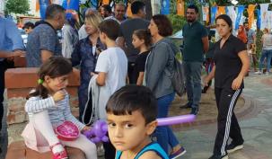 Ataşehir Belediyesi'ne hizmet tepkisi