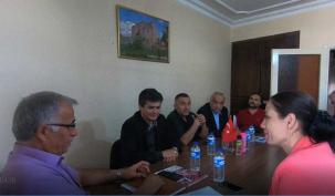 Ahmet Özcan'dan Çankırı sürprizi