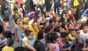 """Ataşehir'de """"Çocuk Şenliği"""" coşkusu"""