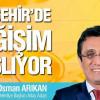 Osman Arıkan adaylığını duyurdu! Haberi