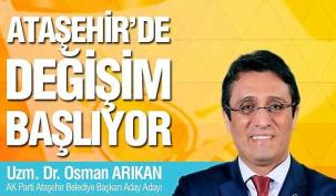 Osman Arıkan adaylığını duyurdu!