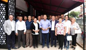 İlgezdi'den Erdem'e Kültür Merkezi Cevabı haberi
