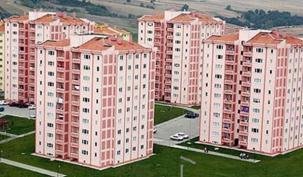 TOKİ'den  Ataşehir'de Açık Artırmayla Konut Satışı