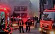 Ataşehir'de Korkutan Yangın!!!! Haberi