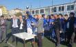 Yenisahra Spor 16. kupasını kaldırdı! Haberi
