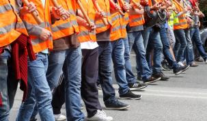 Kadıköy Belediyesi greve gidiyor