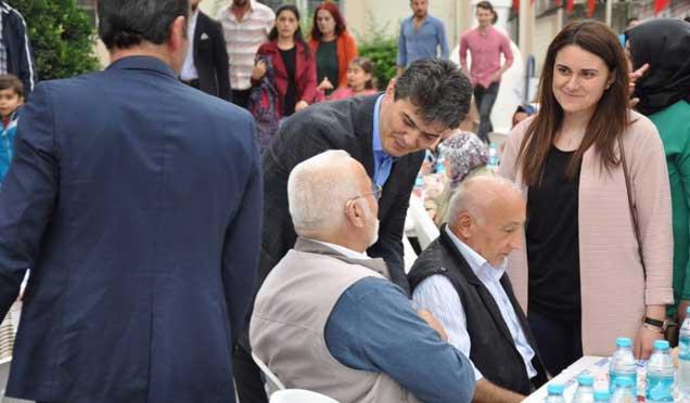 AK Parti ile CHP'nin iftar sınavı
