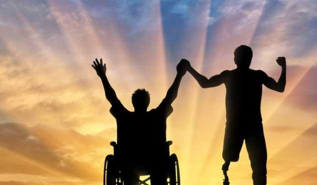 Engelli aileleri iftarda buluştu