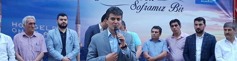 Ahmet Özcan'dan Ataşehirliler'e çağrı