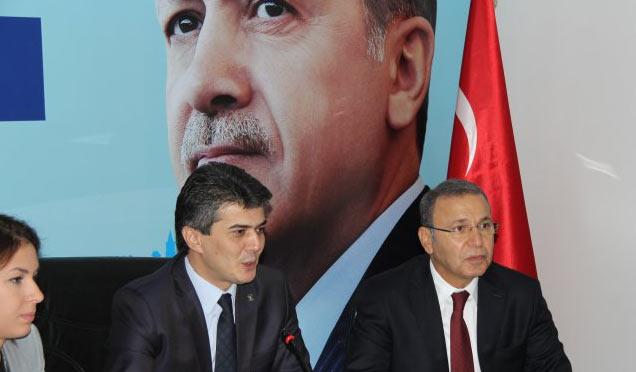 AK Parti'de adaylık hızlı başladı Haberi