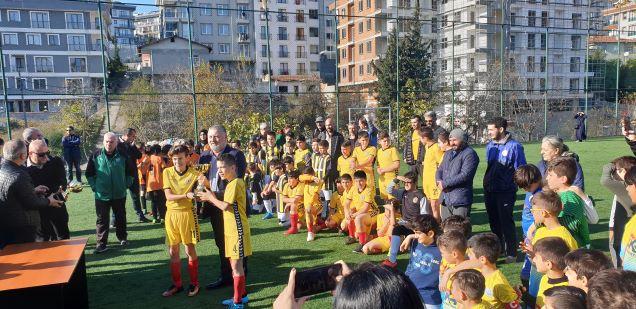 Ataşehir'de futbol şöleni!