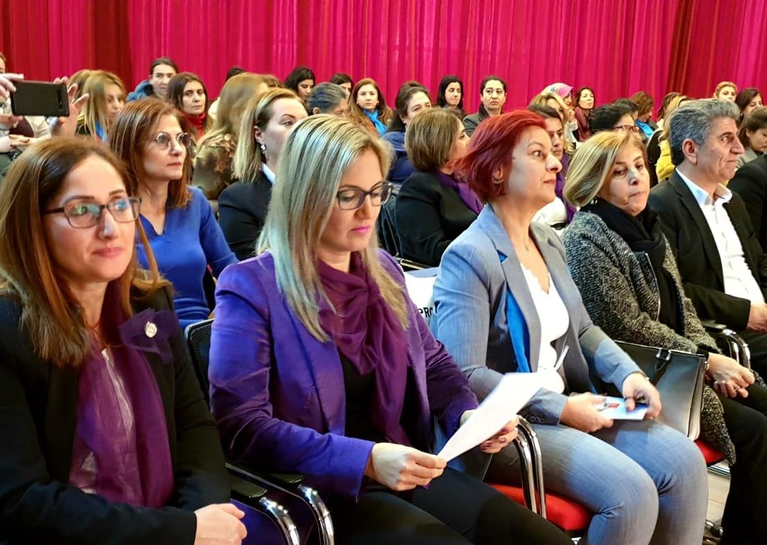 CHP Ataşehir Kadın Kolları Başkanı belli oldu