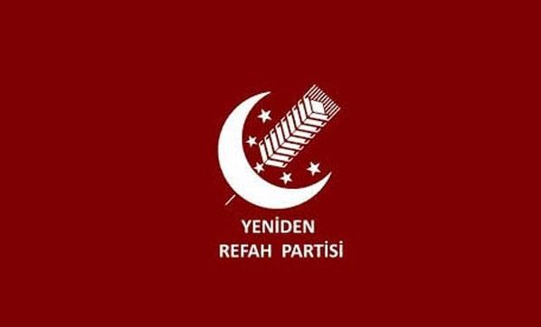 Yeniden Refah Partisi ateş püskürdü